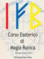 Corso Esoterico di Magia Runica